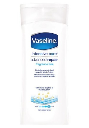 Loción Intensive Care Advanced Repair de Vaseline