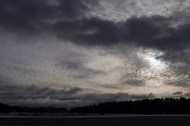 Moody sky - Náladová obloha