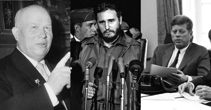 Crisis de los misiles en Cuba EL Latinaso Noticias