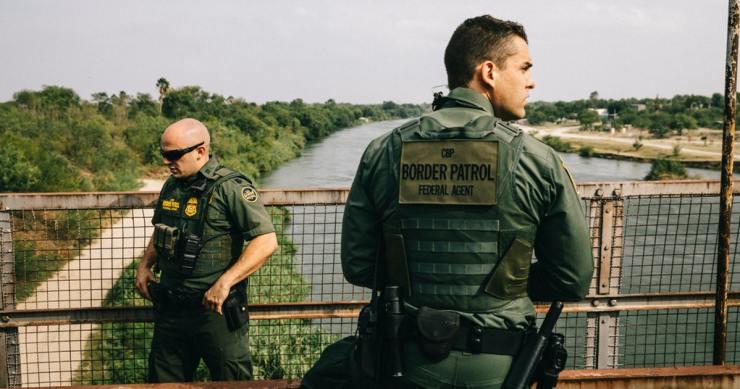 Patrulla de fronteras de estados unidos. El Latinaso Noticias