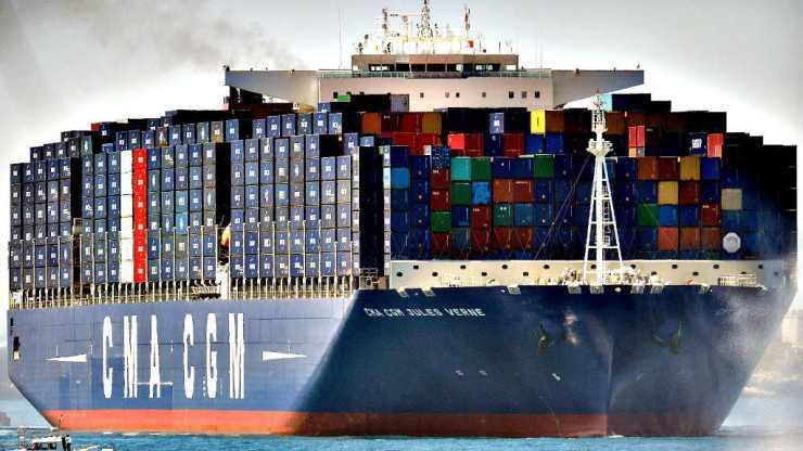 Barco de carga, la industria de marítima - El Latinaso Noticias
