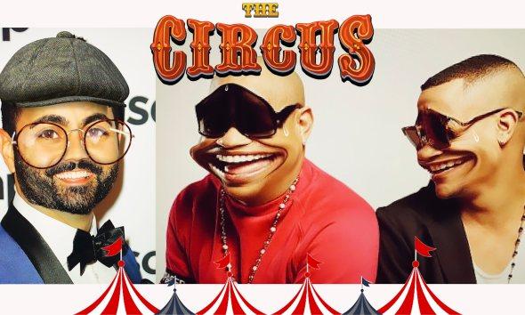 El Circo de Enrique Santos y Gente de Zona - El Latinaso Noticias