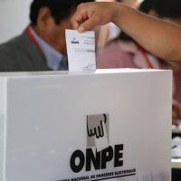 La Polarización en el Proceso Electoral Peruano. Segunda Parte