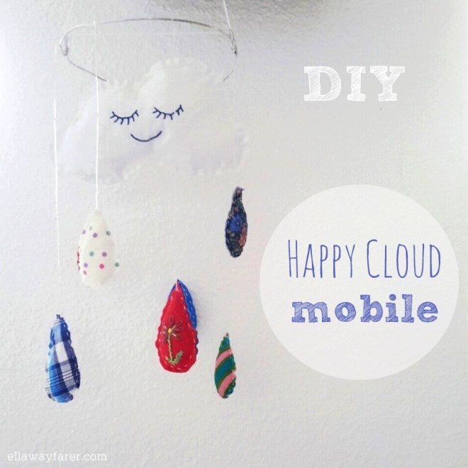 HAPPY CLOUD MOBILE BABY KIDS