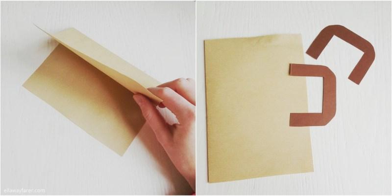 DIY | Suitcase Gift Card travel gift Geldgeschenk Geld Verschenken Reise Koffer