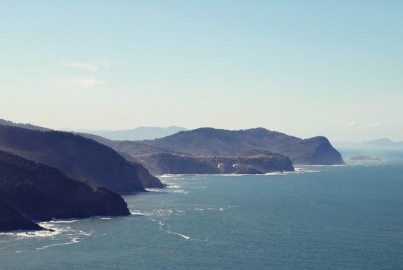 Steilküste bei San Juan de Gaztelugatxe