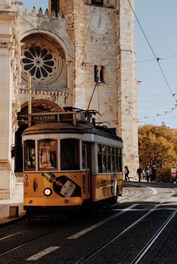 One day in Lisbon - Tram 28