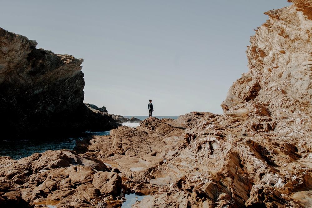 5 Beaches To Sleep At In Portugal: Praia Da Samoqueira