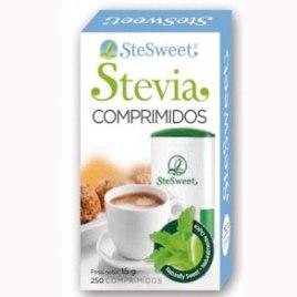 Stevia pastillas Stesweet
