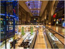 Einkaufspromenaden