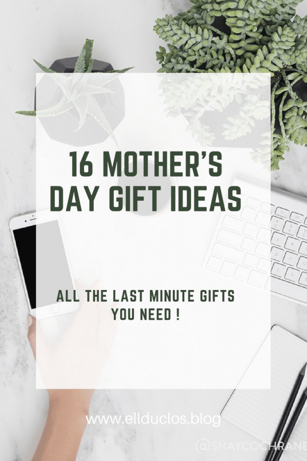 16 Mother's Day Gift Ideas…