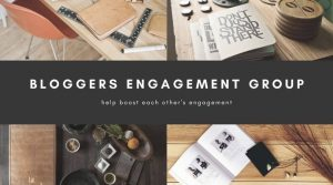 Blog, Bloggers Engagement Group