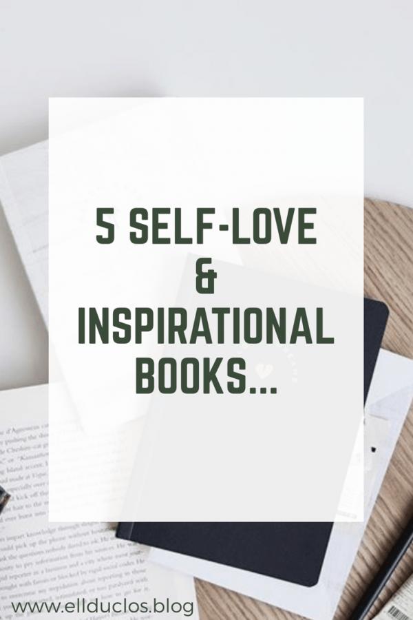 5 Self-Love & Inspirational Books…