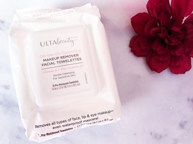 ulta beauty make up remover wipes