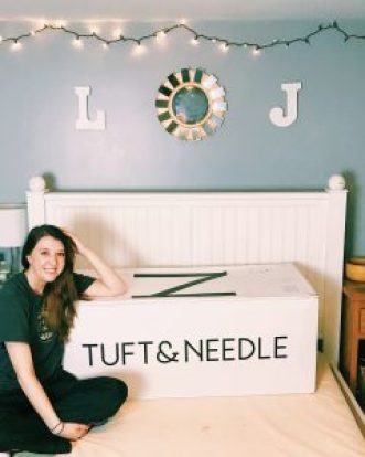 tuft and needle review mattress