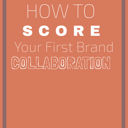 Work with Brands and Score Collaborations!