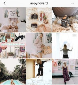 Instagram tips - themes