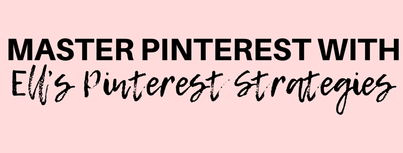 Pinterest with Ell