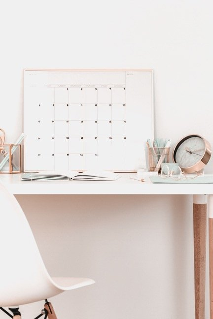 How to stay productive and organized so you can get more done!