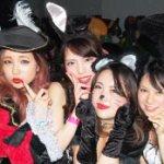 渋谷☆ハッピーハロウィンパーティー-メイク