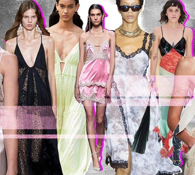 3 μοναδικοί τρόποι να συνδυάσεις το slip φόρεμα