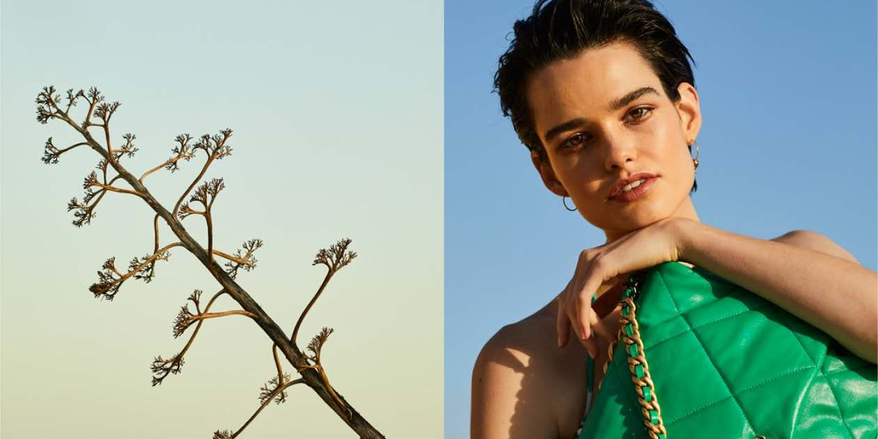 Emerald Green: Μπορείς να σκεφτείς ωραιότερο χρώμα για το καλοκαίρι;