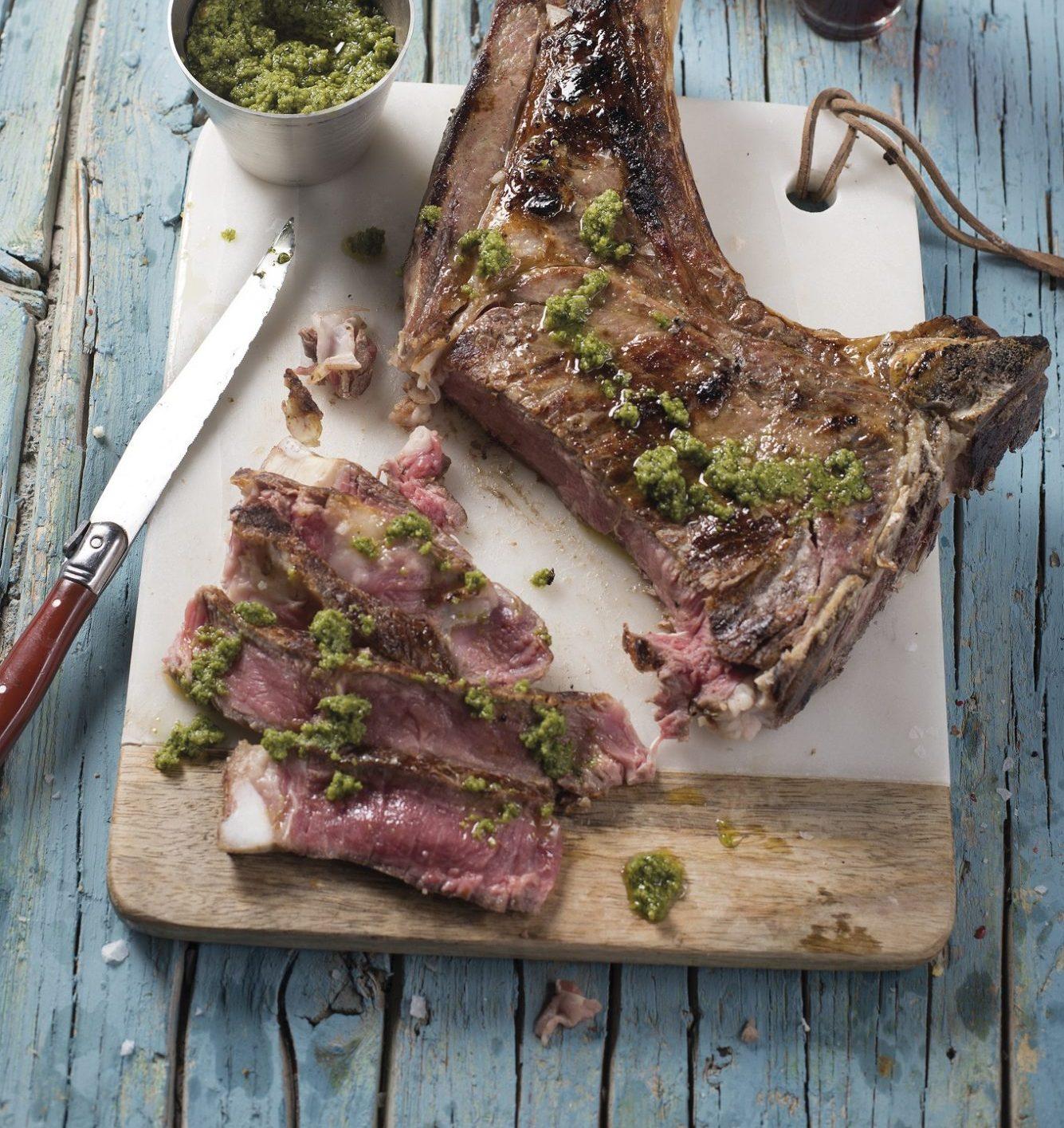Βοδινό με πέστο: Η συνταγή που θα απογειώσει τις μαγειρικές σου ικανότητες