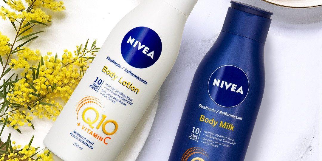 Nivea Body Q10: Η νέα σειρά περιποίησης για το σώμα που μας ενθουσίασε