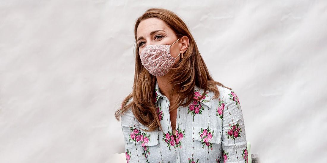 Kate Middleton: Που θα βρεις το floral φόρεμά της που μας πήρε το μυαλό!