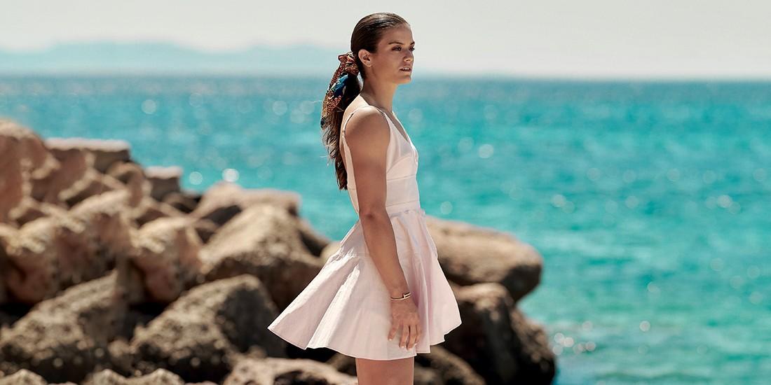 Η κορυφαία τενίστρια Μαρία Σάκκαρη είναι το cover girl του ELLE Σεπτεμβρίου