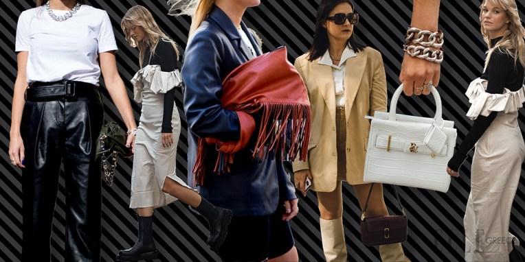 8 street style συνδυασμοί που είδαμε στο Λονδίνο και ενθουσιαστήκαμε! Μια ιδιαίτερη εβδομάδα μόδας ήταν σε εξέλιξη στην Βρετανική πρωτεύσουσα, με τις street style εμφανίσεις να είναι λίγες αλλά ... καλές!