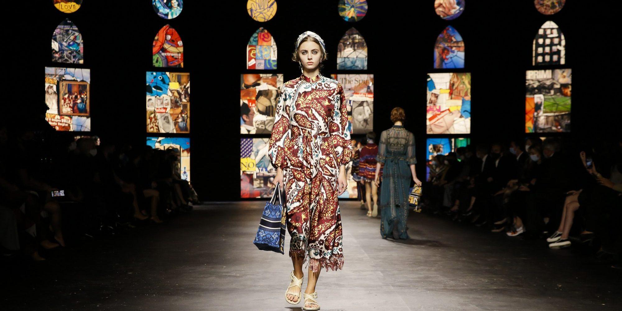 Η συλλογή του οίκου Dior στην Εβδομάδα Μόδας του Παρισιού