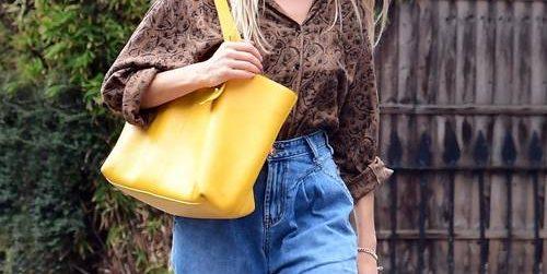 Get the look: Αν δεν αγαπάς τα skinny τζην, η Sienna Miller έχει την τέλεια εναλλακτική Το baggy τζην της Sienna Miller θα γίνει το νέο σου αγαπημένο.