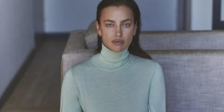 H Irina Shayk φορά τα ιδανικά πλεκτά για την εποχή Αυτή την περίοδο το στυλ μας χρειάζεται cozy πλεκτά που αγκαλιάζουν το σώμα σαν χάδι. Τα ανακαλύψαμε στη συλλογή Ultralight Cashmere της Falconeri.