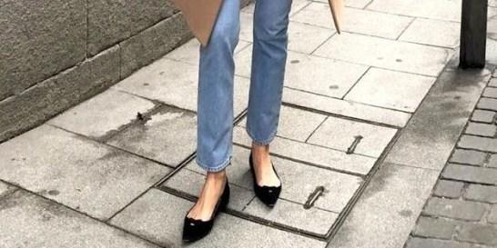 Αυτά τα φλατ παπούτσια είναι τα πιο κομψά που έχεις δει Αν είναι να φορέσεις ίσια παπούτσια, τότε θα είναι φλατ μυτερές γόβες.