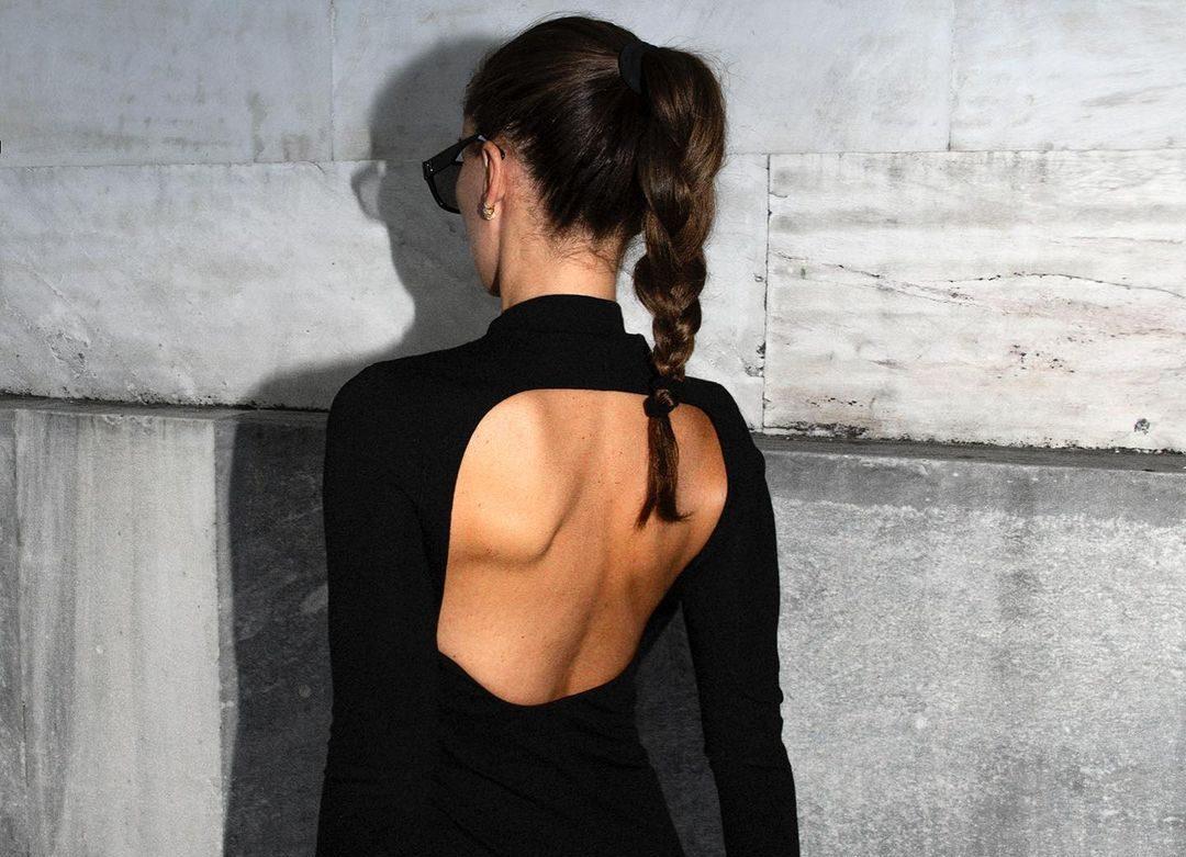 7 (+3) υπέροχα μαύρα φορέματα, ένα για κάθε ημέρα της εβδομάδας