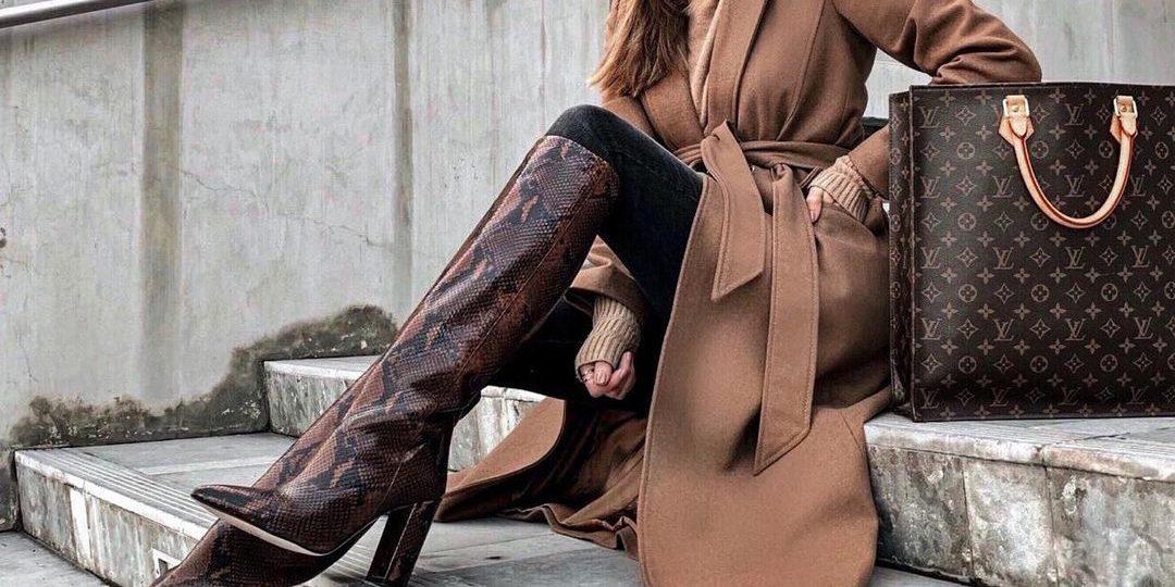 9 χειμερινά look με ψηλοτάκουνες μπότες (γιατί βαρέθηκες τα αθλητικά σου)