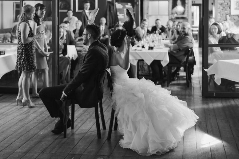 Hochzeit Restaurant Spiele