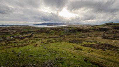 Isle of Skye Aussicht