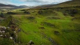 Glen fairy Isle of SKye
