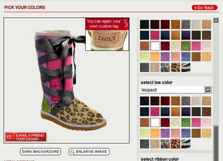 Ontwerp je eigen schoenen elle blogt for Ontwerp je eigen kantoor