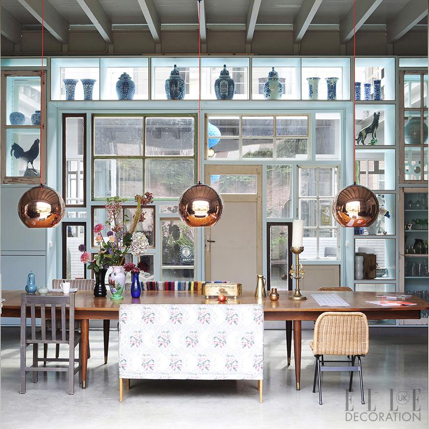 Dining Room Decoration Ideas And Design Inspiration ELLE
