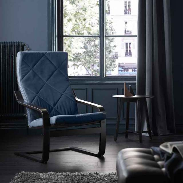 The 'Poång' easy chair from IKEA is still as popular today as it was when it was created in 1976 by Japanese designer Noboru Nakamura, with 1.5 million sold globally every year.