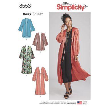 simplicity-folk-robe-pattern-8553-envelope-front
