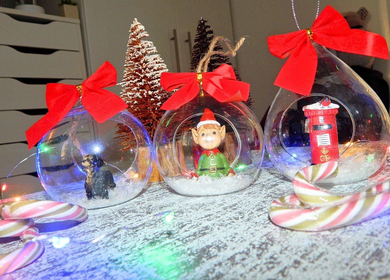DIY Christmas Bauble | BLOGMAS, Day 5!