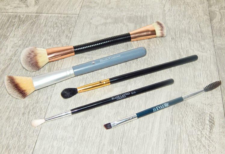 brushes 15