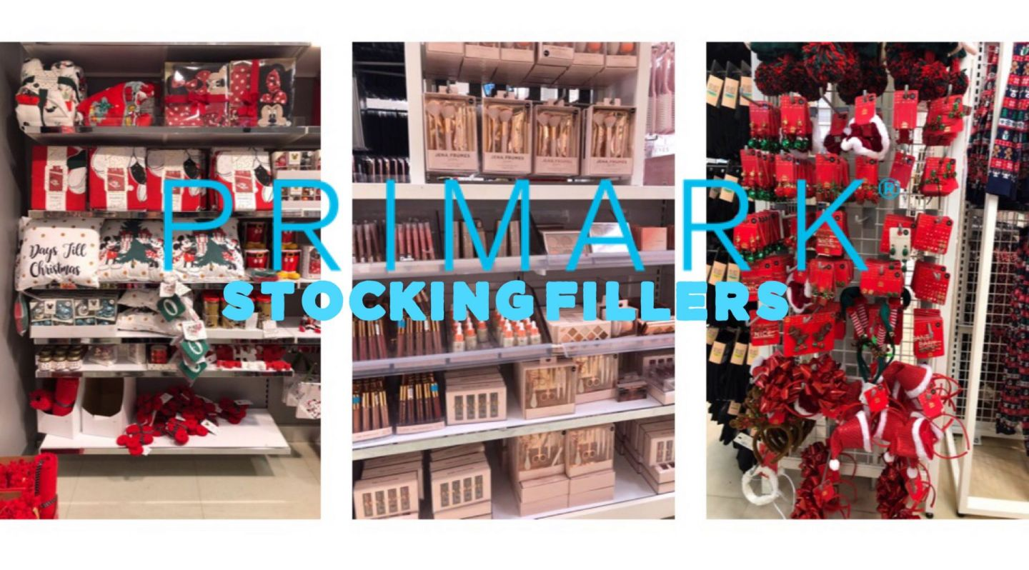 Stocking Fillers For Young Girls/Women From Primark!
