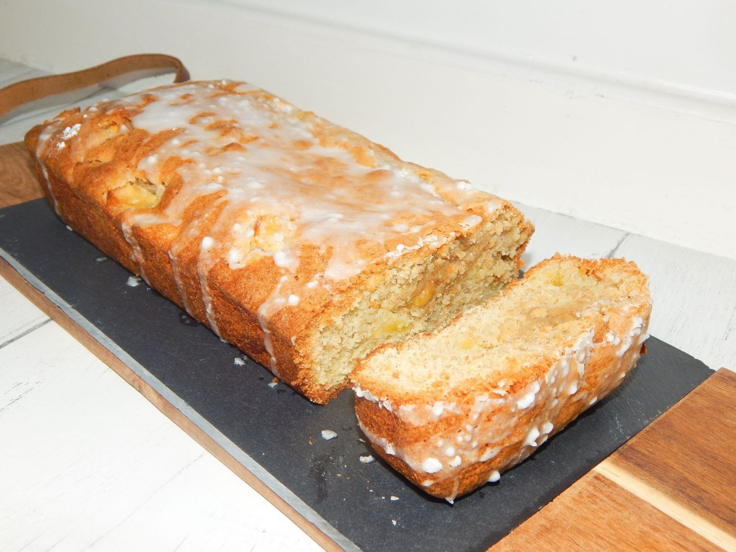 Apple & Walnut Loaf Recipe!