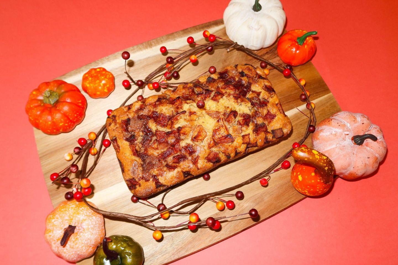 Apple Fritter Cake Recipe!