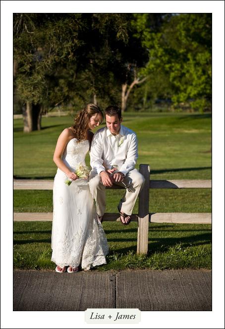 Katie + Zach's Napa Wedding, Vintner's Golf Club